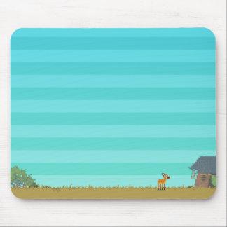 Dikdik - Sunny Day Mousepad