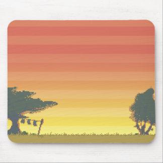 Dikdik - Sunset Mousepad