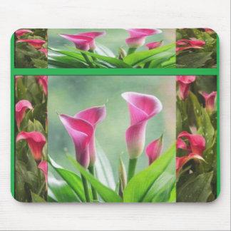 DIL Garden Hogaya : Flowers LEAF Mousepad