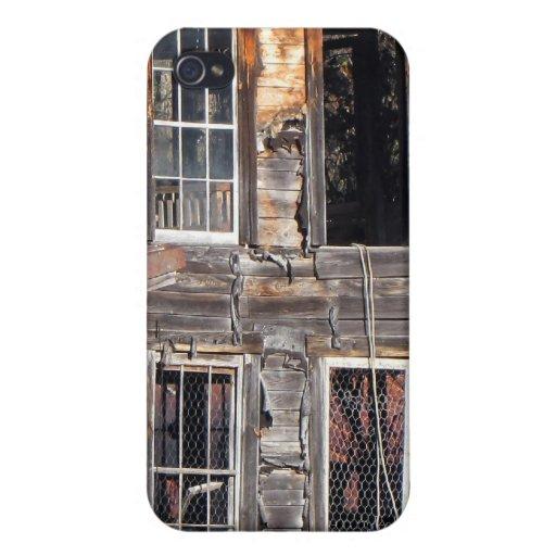 Dilapidated iPhone 4/4S Cases