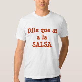 Dile que sí a la SALSA Tees