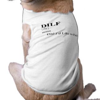 DILF PET CLOTHING
