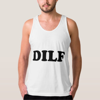 DILF Hot Dad I'd Like To Tank Top