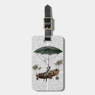 Diligenza And Flying Creatures Luggage Tag
