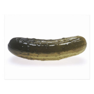 Dill Pickle Postcard