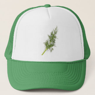 Dill weed trucker hat