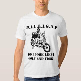 DILLIGAF TEE SHIRTS
