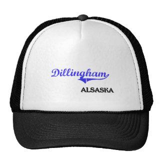 Dillingham Alaska City Classic Mesh Hats