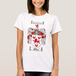 DILLON FAMILY CREST -  DILLON COAT OF ARMS T-Shirt