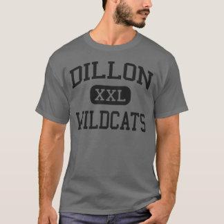 Dillon - Wildcats - High - Dillon South Carolina T-Shirt