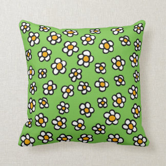 Dillon's Daisies Cushion