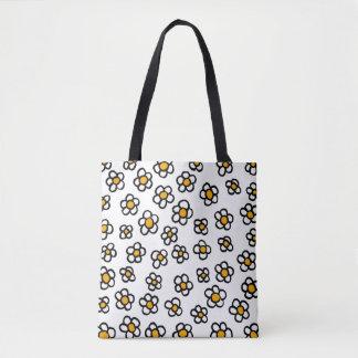 Dillon's Daisies Tote Bag