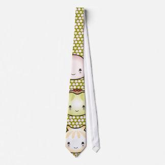 Dim Sum Bunch Tie