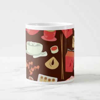 Dim Sum Deluxe 20 Oz Large Ceramic Coffee Mug