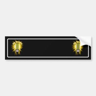 Dim The 2u Energy Saving Light Bumper Stickers