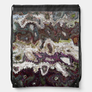 Dimension I Drawstring Bag