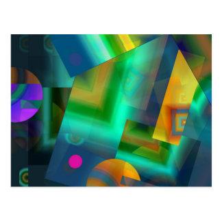 Dimensions-13 Postcard