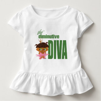 Diminutive Diva Toddler T-Shirt
