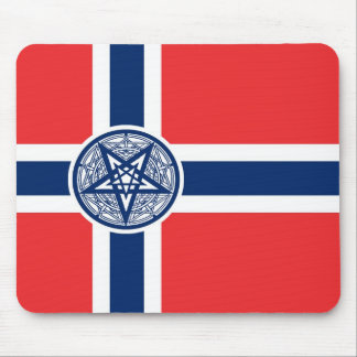 Dimmu Borgir Flag mousepad