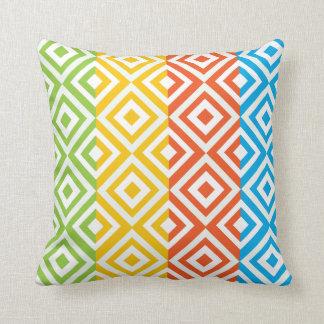 Dimond pattern pillow design throw cushions