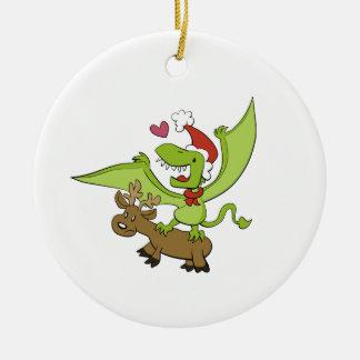 Dimorphodon Christmas Ornament