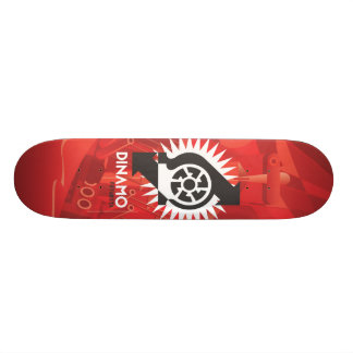 Dinamo Futurista Board Skate Deck