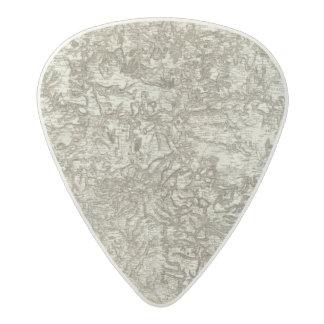 Dinan Acetal Guitar Pick
