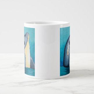 Dina's Dolphin Jumbo Mug