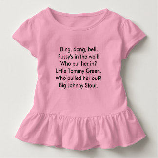 Ding Dong Dell Toddler T-Shirt