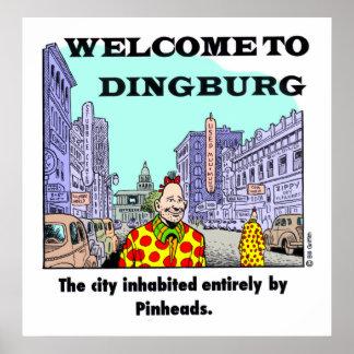Dingburg poster #1