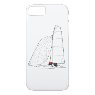 Dinghy Sailing Phone Case