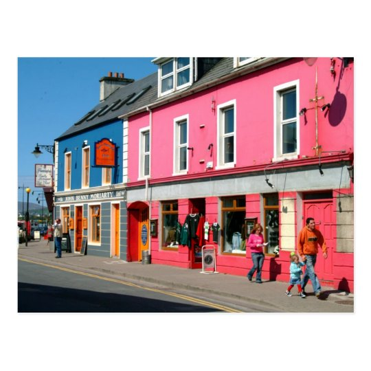 Dingle County Kerry Ireland Postcard