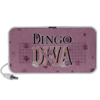 Dingo DIVA iPod Speakers