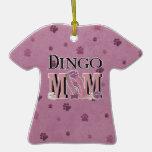 Dingo MOM Ornament