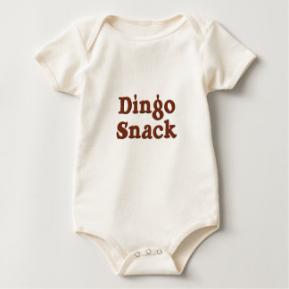 Dingo Snack Romper