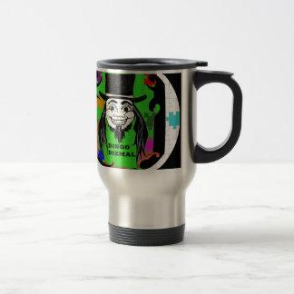 DINGO the CLOWN Travel Mug