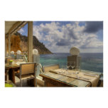 Dining in Paradise Posters