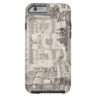 Dining Room, from 'Examples of Ancient and Modern Tough iPhone 6 Case
