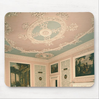 Dining room furniture, 1767 mouse mat