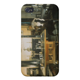 Dining Room in the Summer Palace iPhone 4 Cover