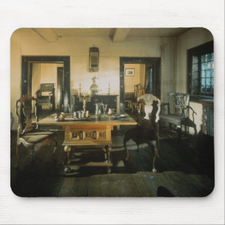 Dining Room in the Summer Palace Mouse Pad