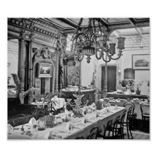 Dining Salon:  The Great Eastern Poster