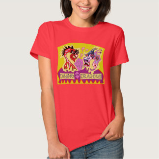 Dining with Dragons Shirt