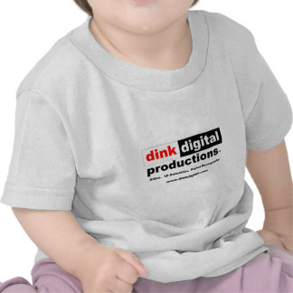 Dink Digital Productions Red Line Gear Tees