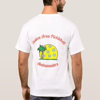 Dink Responsibly Men's T-Shirts