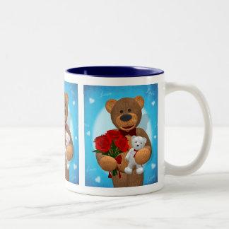 Dinky Bear with Teddy Mug