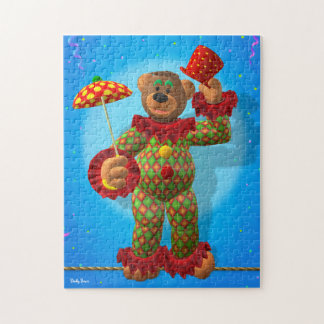 Dinky Bears balancing Clown Puzzles