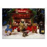 Dinky Bears Christmas Fair Cards
