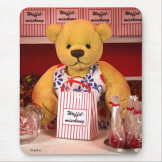 Dinky Bears: Confectioner's Lady Mouse Pad