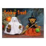 Dinky Bears Ghost & Witch